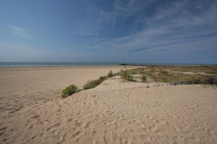 Plage et dune St Jean de Monts