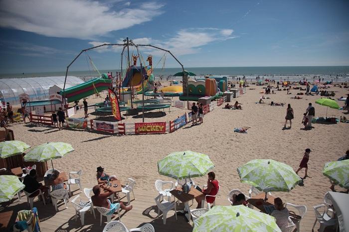 Jeux de plage Saint Jean de Monts